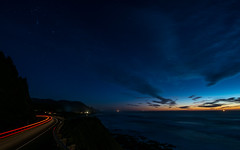 BraysPoint2132018-3 (Ranbo (Randy Baumhover)) Tags: oregon oregoncoast pacificocean sunset stars orion hwy101