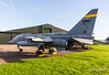 Sepecat Jaguar T.2A (wells117) Tags: airmuseum jaguat militaryjet newarkairmuseum royalairforce sepecat sepecatjaguart2a xx829 jet military militarytrainer militaryaviation raf trainer twoseat