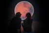 Astronomy in Deep Space 8K (Ars Electronica) Tags: mars redplanet roterplanet couple paar liegen lying looking watching schauen betrachten uniview universe 3d universum astronomy astronomie deepspace8k technology science art tech society