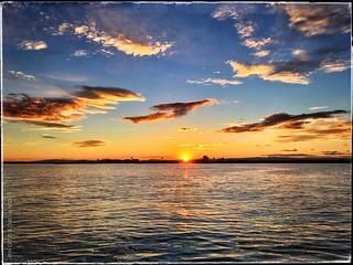 Sunset & Quiet...