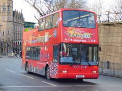 V511ESC (47604) Tags: v511esc sightseeing open top bus 306 liverpool