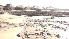 Batz-sur-Mer (Esteban 86360) Tags: sea atlantique océan ocean beach plage sable france loireatlantique bretagne hiver marée basse rocher côte cote pêche playa maisons houses borddemer bord falaise granit eau water roche