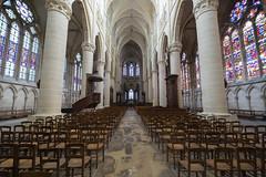 Nef 2 (Sylvain Abdoul Photographie) Tags: canoneos6d cathédralesaintetienne chalonsenchampagne flickr samyang14mmf28edasifumc diaporamabonneannée2017 châlonsenchampagne grandest france fr
