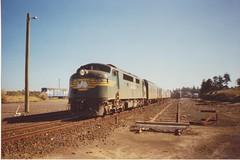 A73 Warrnambool (tommyg1994) Tags: west coast railway wcr emd b t x a s n class vline warrnambool geelong b61 b65 t369 x41 s300 s311 s302 b76 a71 pcp bz acz bs brs excursion train australia victoria freight fa pco pcj