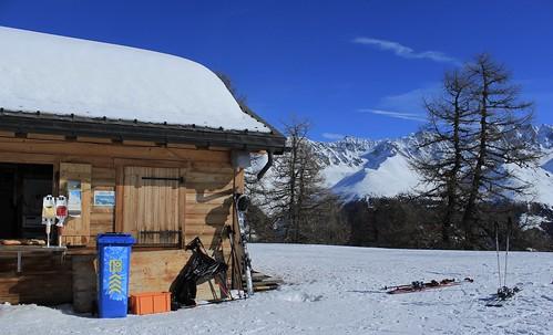 bar des neiges l'Oasis