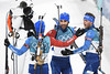 Biathlon - Mass start hommes (France Olympique) Tags: 15km 2018 biathlon coree fourcademartin games goldmedal jeux jeuxolympiques jo korea massstart men olympic olympicgames olympics olympiques pyeongchang south sport start sud winter coréedusud