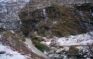 Norway:Norway in a Nutshell:Flamsbana(Myrdal-Flam)