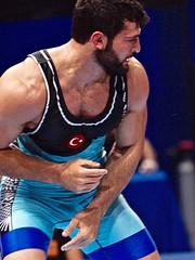 P1014455 (CombatSport) Tags: wrestling collegewrestling olympicwrestling wrestler fighter lutteur ringer