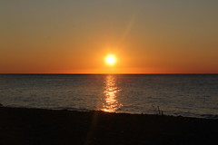 Sunset Over Lake Erie (Itinerant Wanderer) Tags: pennsylvania lakeerie