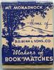 Matchbooks (gill4kleuren - 16 ml views) Tags: vintage old scan maps sigarets art matchbooks matchcover matches smoking text sign circle