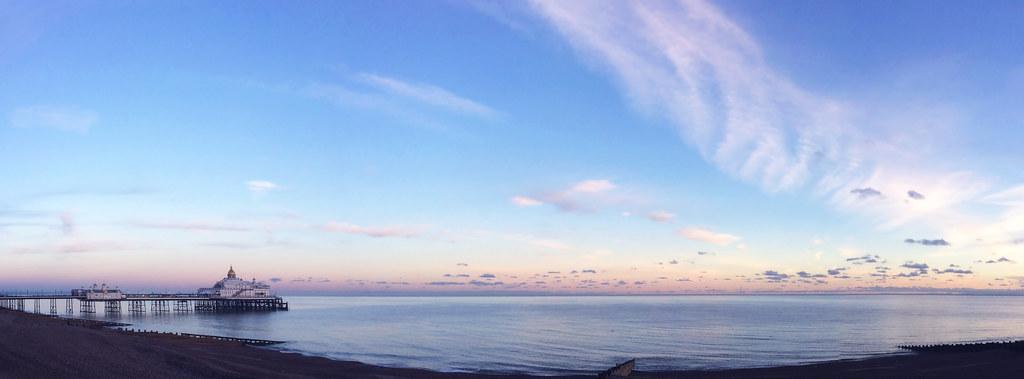 Eastbourne Pier December 2017_Panorama1