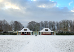 Snow covered Haslam Park (Tony Worrall) Tags: preston lancs lancashire city england regional region area northern uk update place location north visit county attraction open stream tour country welovethenorth nw northwest britain english british gb capture buy stock sell sale outside outdoors caught photo shoot shot picture captured ashtononribble ashton haslampark park huts weather snow winter snowy ice icy cold freeze chill chilly