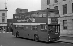Woolwich, General Gordon Place (DaveAFlett) Tags: daimler fleetline londontransport dms jgf188k