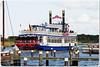 © • Prerow • (M.A.K.photo) Tags: balticsea germany deutschland mecklenburgvorpommern hafen ostsee boot schiff harbor ship bodden excursionboat boat boddentours rundfahrten nikon riverstar prerow