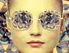 kaleidoscope eyes (victoria.amodeo) Tags: beatles lucyinthesky glasses mandala kaleidoscope fractal portrait collageart digitalart lentes woman collagemaker