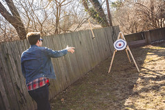 Taylor's Axe Throwing 33rd Birthday Party-3988 (taylorsloan) Tags: axe ax throwing party birthday idea diy buildyourown axethrowing stump