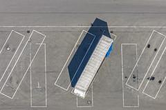 Fits Exactly (Aerial Photography) Tags: by m obb 07032012 1ds74633 container dachauerstrase fotoklausleidorfwwwleidorfde gerberau grau logistik luftaufnahme luftbild manwerksgelände munich münchen rechtecke aerial grey outdoor bayernbavaria deutschlandgermany deu