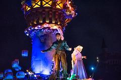 Tokyo Disneyland 2017 43 - Dreamlights Electrical Parade 07 (JUNEAU BISCUITS) Tags: tokyodisney tokyodisneyland japan disney disneyresort disneyparks themepark tangled rapunzel flynnrider dreamlights dreamlightsparade parade float nikon nikond810