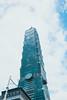 _MG_2527 (waychen_c) Tags: taipei xinyi xinyidistrict taipei101 building architecture sky blue 台北 信義 信義區 東區 台北101