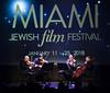 Amernet String Quartet, ensemble-in-resident at FIU (Miami Jewish Film Festival) Tags: aventura florida unitedstates