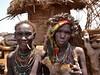 Grandmothers (Rod Waddington) Tags: africa african afrique afrika äthiopien ethiopia ethiopian ethnic etiopia ethnicity ethiopie etiopian omovalley omo outdoor omoriver dassanech tribe traditional tribal culture cultural grandmother grain hut women