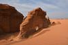 Ennedi. (Victoria.....a secas.) Tags: africa sáhara chad ennedi desierto desert