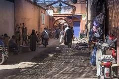 IMGP7289 (petercan2008) Tags: alle medina mercaderes musulman musulmana marroquinerías mercado marrakech marruecos africa