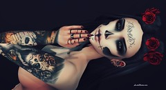 Prayer In C (mysweetestdesires) Tags: elise redfish suicidedollz n21 beusy w6 frozenposes {zoz} swallow slevents slposes sltattoos slink slfashion sljewellery dayofthedead diadelosmuertos su