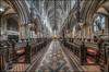 Lichfield Cathedral 5 (Darwinsgift) Tags: lichfield cathedral interior laowa 12mm zero d f28 nikon d850 hdr