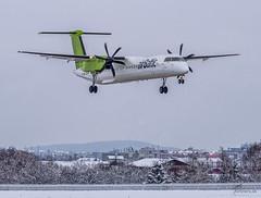 YL-BBV Air Baltic De Havilland Canada DHC-8-402Q Dash 8 (airliners.sk, o.z.) Tags: airport poprad tatry popradtatry lztt tat lztttat winter airlinerssk airplane bombardier dash q400 de havilland canada airline airbaltic ylbbv