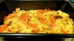 Air fryer cooking (Sandy Austin) Tags: panasoniclumixdmcfz70 sandyaustin massey westauckland auckland food airoven airfryer northisland newzealand sheepkidneys potato carrot topping