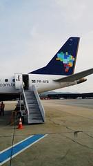 PR-AYB (William Reis.) Tags: airplane aviation avion avião aviação aviacion aircraft voeazul azul linhas aéreas airlines embraer embraer195 erj195 prayb tail gru gruairport aeroporto airport