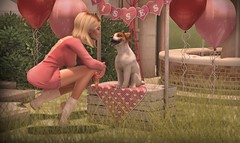 LOTD 309 (Melly Clarrington) Tags: lamb rebelhope candydoll jian hive serenitystyle valentines sl slblog sllooksgoodtoday slfashion secondlife secondlifephotography secondlifephotographer secondlifeblogger flf lotd