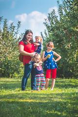 Apple Picking @ Hillcrest Orchards (crashmattb) Tags: hillcrestorchards applepicking september 2017 georgia ellijay northgeorgia canon70d tourism abigailjaclyn isabelrose estellakatherine