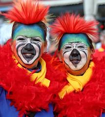 Eschweiler, Carnival 2018, 060 (Andy von der Wurm) Tags: karneval kostüm costume carnival mardigrass eschweiler 2018 kostüme kostueme nrw nordrheinwestfalen northrhinewestfalia germany deutschland allemagne alemania europa europe female male girl teenager smiling smile lachen lächeln lustforlife groove portrait lebensfreude verkleidung verkleidet dressed bunt colorful colourful karnevalsumzug karnevalszug carnivalparade andyvonderwurm andreasfucke hobbyphotograph funkenmarie funkenmariechen