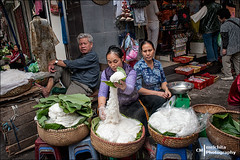 Rice Noodles (Melchita) Tags: streetphotography street streetcolor streetphotographycolor streetscenes colorphotography mercados market urbanphotography urbanlife urbanscenes vietnam melchita