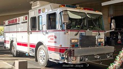 • Chandler Arizona Fire Health and Medical - 2001 Spartan Metro Star/ Saulsbury - Reserve Engine • (Mesa0789) Tags: arizona firefighter saulsbury spartan tomar chandlerfiretruck cfhmd chandlerfire