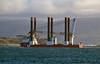 MPI Adventure (Zak355) Tags: rothesay isleofbute bute scotland scottish windturbine installation vessel mpiadventure ship shipping boat riverclyde workboat