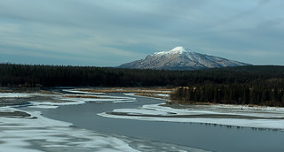 Lower Brooks River