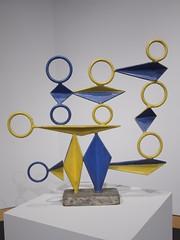 Circles and Diamonds (procrast8) Tags: kansas city mo missouri kemper museum contemporary art circle diamond david smith sculpture