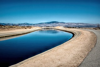 California Aqueduct Fairmont