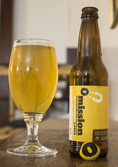 Omission Gluten Free Lager (Cody La Bière) Tags: omissionlager beer widmerbros widmerbrothers omission