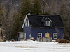 The homestead of departed Hilliard Fahey in Luskville, Quebec (Ullysses) Tags: hilliardfahey gatineauhills luskville quebec canada winter hiver homestead farmer fermier heyworth