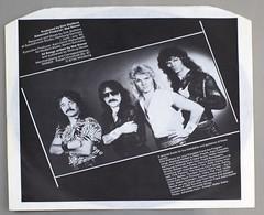 "SINNER TOUCH OF SIN Silver Label 12"" LP ALBUM VINYL (vinylmeister) Tags: vinylrecords albumcoverphotos heavymetal thrashmetal deathmetal blackmetal vinyl schallplatte disque gramophone album"