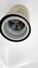 hanginglamp3 (DSSCCoach) Tags: lampworks pendant light spherical metal lampshade