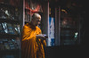Ritual. Homeward. (Presence Inc) Tags: night tradition filmmood cinematic street sony 85mm streetphotography mood spaces mirrorless nightlife light nightpeople lowlight goldenmile historical interior a6500 stilllife dark photography portrait singapore society people ritual candid apsc
