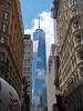 Fulton Street (Travis Estell) Tags: 1worldtradecenter financialdistrict freedomtower fultonstreet fultonstreetnyc manhattan nyc newyork newyorkcity oneworldtradecenter worldtradecenter unitedstates us