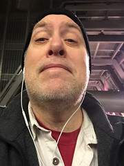 Day 2201: Day 11: Captiol Hill station (knoopie) Tags: 2018 january iphone picturemail doug knoop knoopie me selfportrait 365days 365daysyear7 year7 365more day2201 day11 capitol hill link station capitolhilllinkstation