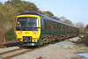166219 Class 166 Network Express Turbo (Roger Wasley) Tags: 166219 class166 network express turbo gwr haresfield cheltenham spa swindon station greatwesternrailway trains railways gloucestershire gb uk