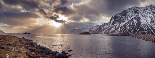 Gimsøystraumen, Lofoten